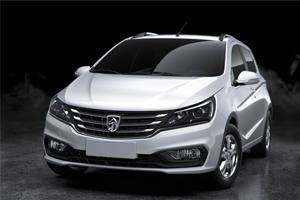 宝骏310官图正式发布 将于北京车展正式发布