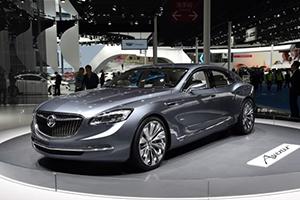或为四门轿车 别克将打造一款新的顶级旗舰车型