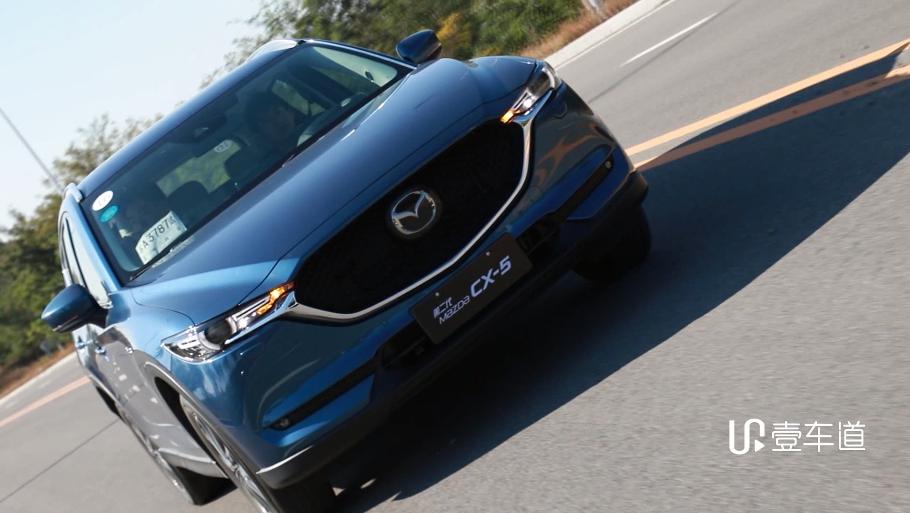 唤醒感官 纵横秋野 第二代Mazda CX-5全国媒体试驾会