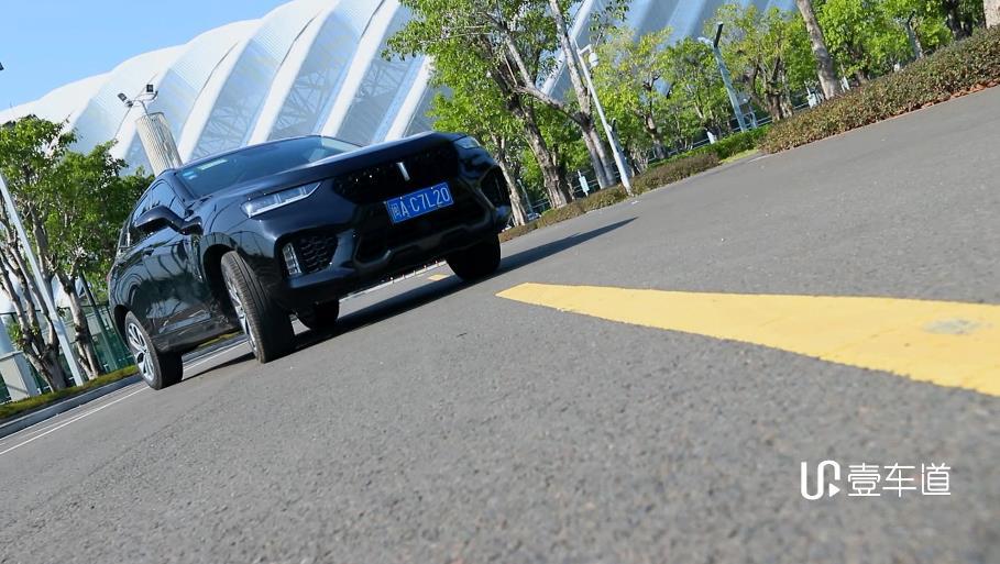 业界媒体大咖 亲测WEY旗下豪华SUV VV7